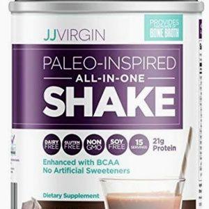 JJ Virgin's Paleo-Inspired All-In-One Shake